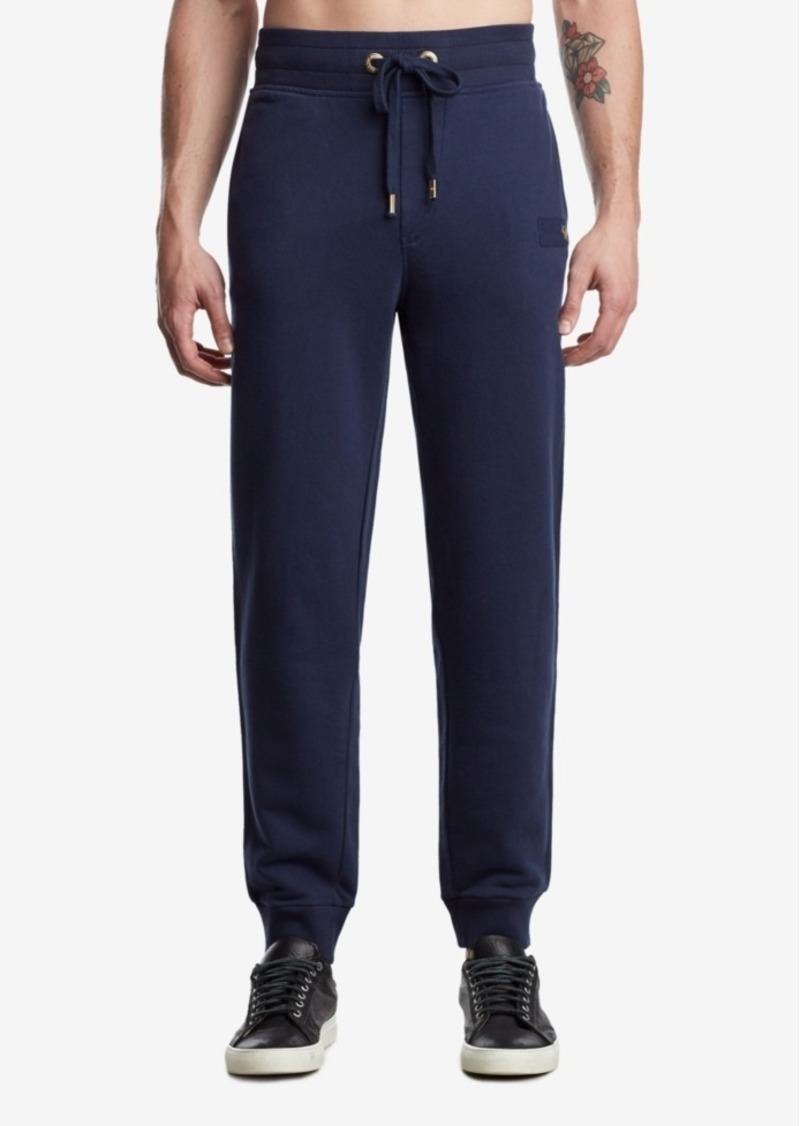 True Religion Men's Classic Cuffed Sweatpant