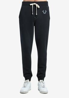 True Religion Men's Classic Logo Jogger Sweatpant