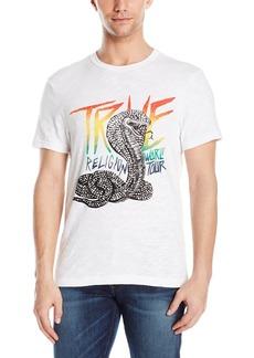 True Religion Men's Cobras Tour Tee