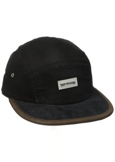 True Religion Men's Corduroy 5-Panel Cap