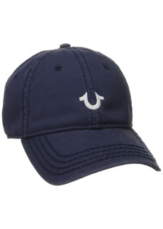 True Religion Men's Core Logo Baseball Cap