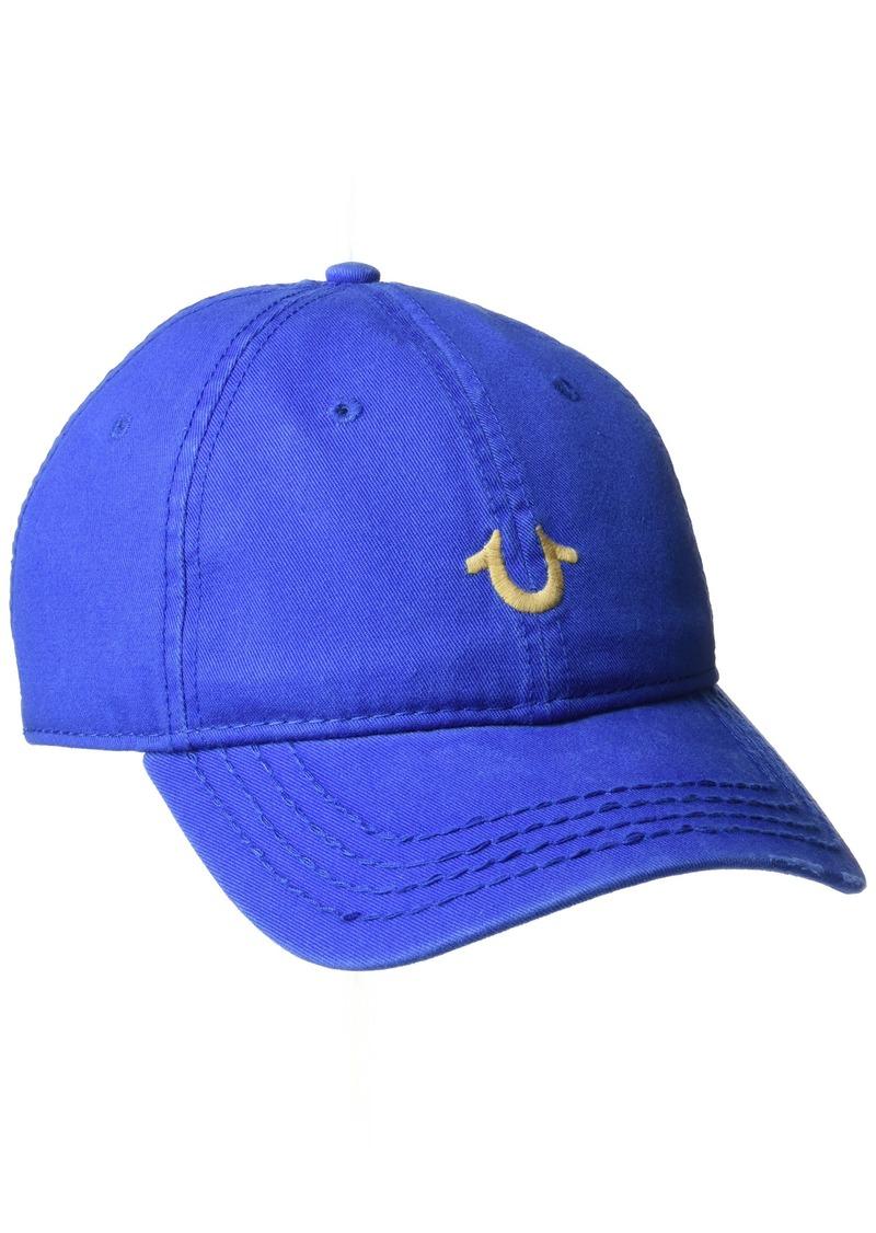 84f3e1887da True Religion True Religion Men s Core Logo Baseball Cap Now  28.10