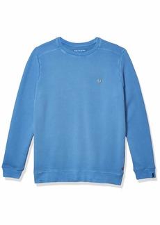 True Religion Men's Crewneck Fleece Sweater
