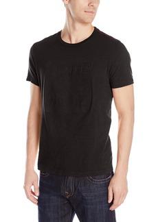 True Religion Men's Debossed Logo T-Shirt