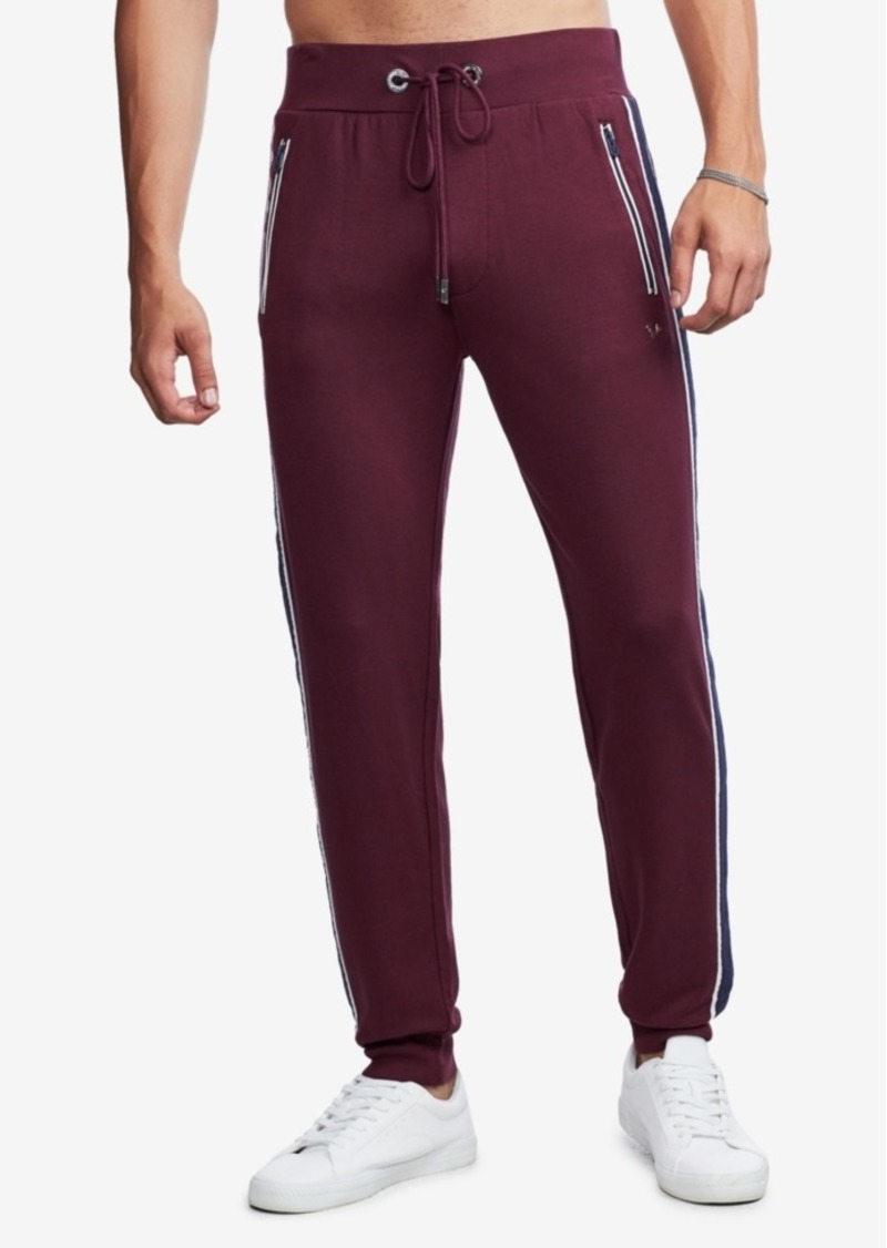 True Religion Men's Fashion Joggers