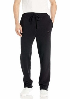 True Religion Men's Fashion Straight Sweatpant  M