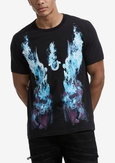 True Religion Men's Fire Panther T-Shirt