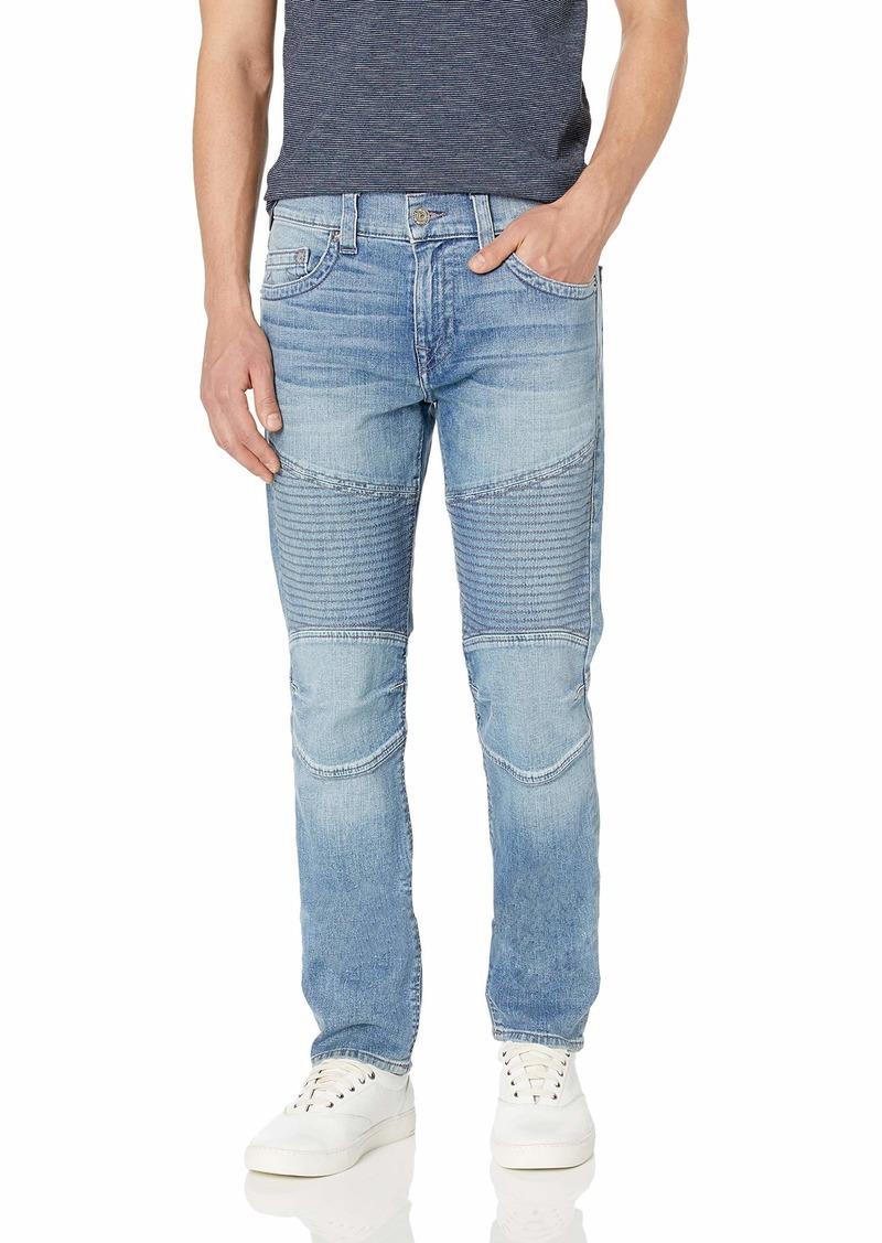 True Religion Men's Geno Moto Jean