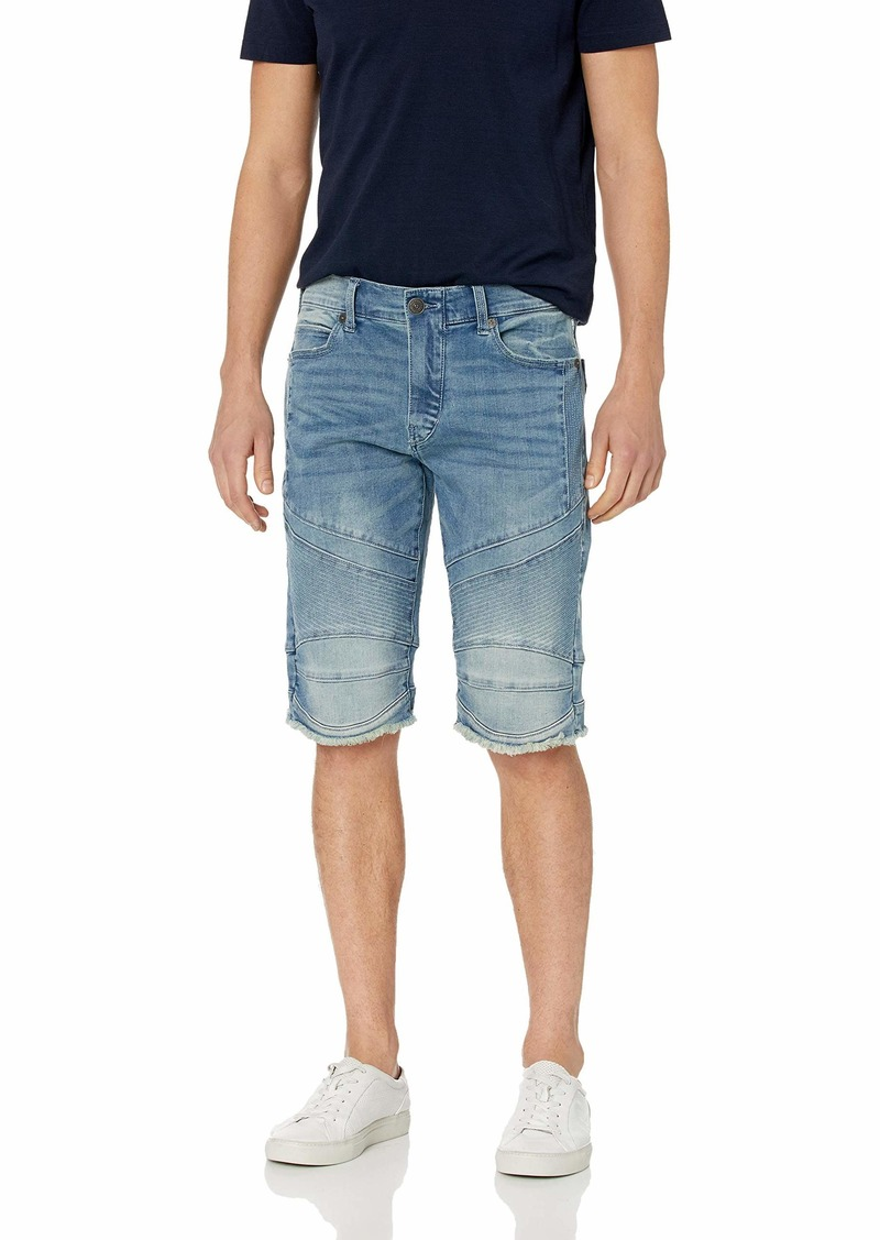 True Religion Men's Geno Moto Short