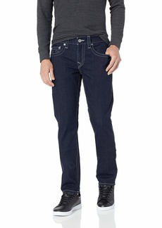 True Religion Men's Geno Slim Straight Jean