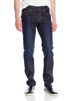 True Religion Men's Geno W Flap Slim Jean in