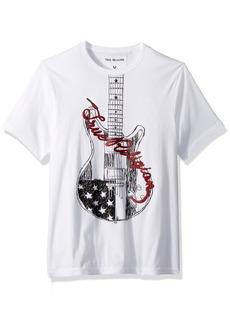True Religion Men's Guitar Tee  XXL
