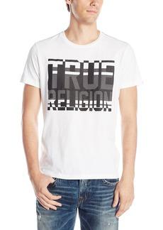 True Religion Men's High Class Fade T-Shirt