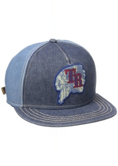 True Religion Men's Indian Head Baseball Cap