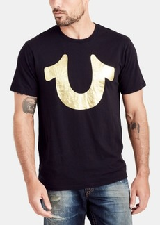 True Religion Men's Logo T-Shirt