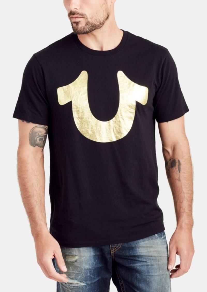 True Religion Men's Logo T-Shirt