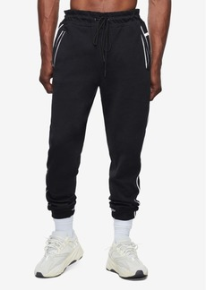 True Religion Men's Logo Trim Track Pant