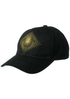 True Religion Men's Metallic Logo Ball Cap  OSFA