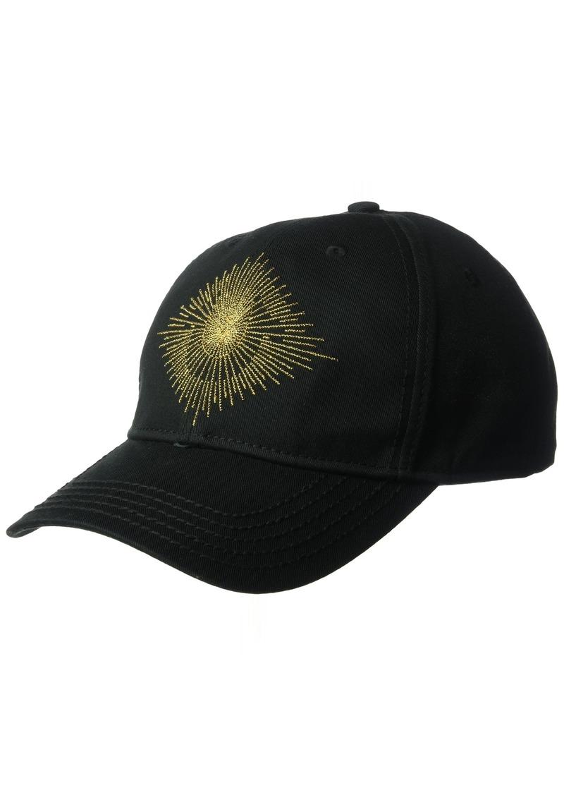 True Religion Men's Metallic Logo Ball Cap  OSFA