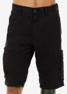 True Religion Men's Mojave Brown Cargo Shorts