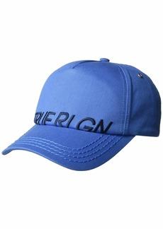 True Religion Men's Partial Name Logo Ball Cap  OSFA