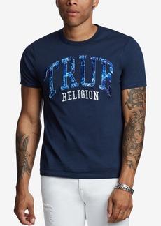 True Religion Men's Raised True Water Tech T-Shirt