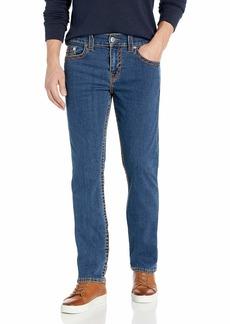 True Religion Men's Ricky Big T Straight Leg Jean