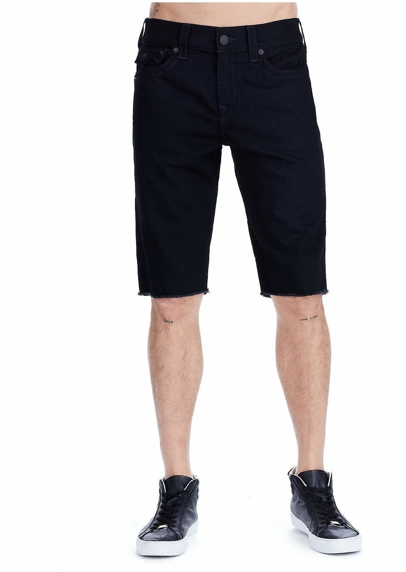 True Religion Men's Ricky Flap Short