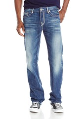 True Religion Men's Ricky Relaxed Straight Fit Jean In Cmim Evening SRF Cmim Evening SRF 30x34