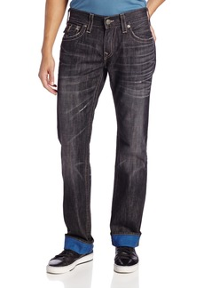 True Religion Men's Big and Tall Ricky Reverse-Dye Jean in