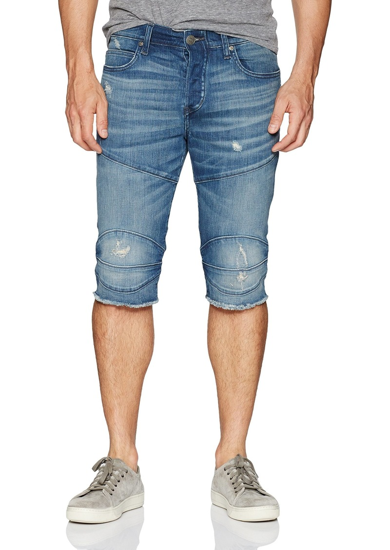 True Religion Men's Rocco Biker Short