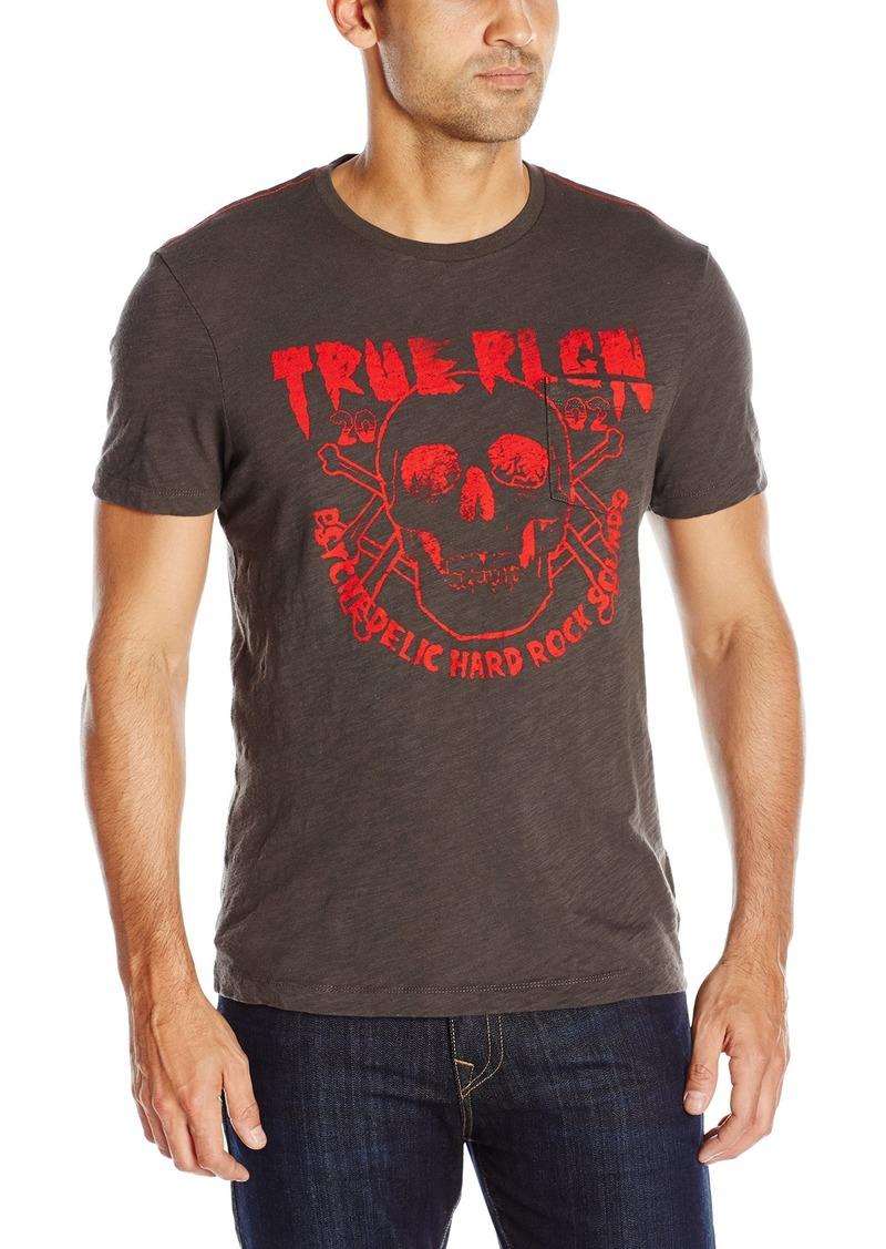 True Religion Men's Skull T-Shirt  XS