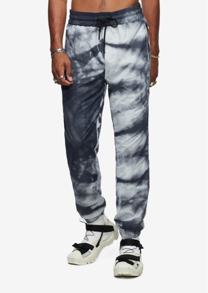True Religion Men's Tie Dye Track Pant