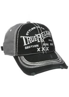 b6228b80cea64 True Religion True Religion Men s Puff Shoe Baseball Cap
