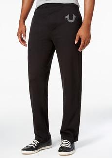 True Religion Men's Wide-Leg Sweatpants