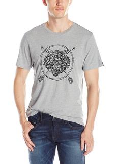 True Religion Men's Wolf Embroidered T-Shirt