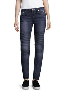 True Religion Moto Super Skinny Jeans