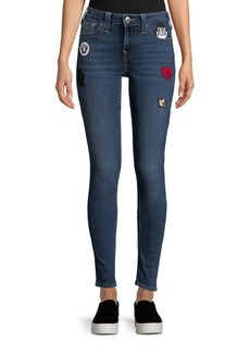 True Religion Patchwork Jeans
