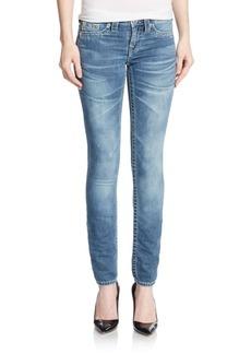True Religion Printed Legging Jeans