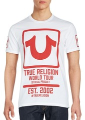 True Religion Printed Short Sleeve T-Shirt