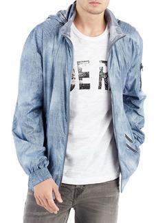 True Religion Reversible Jacket w/ Hood