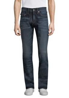 True Religion Ricky Flap Pocket Slim Fit Jeans