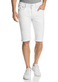 True Religion Ricky Relaxed Fit Denim Shorts