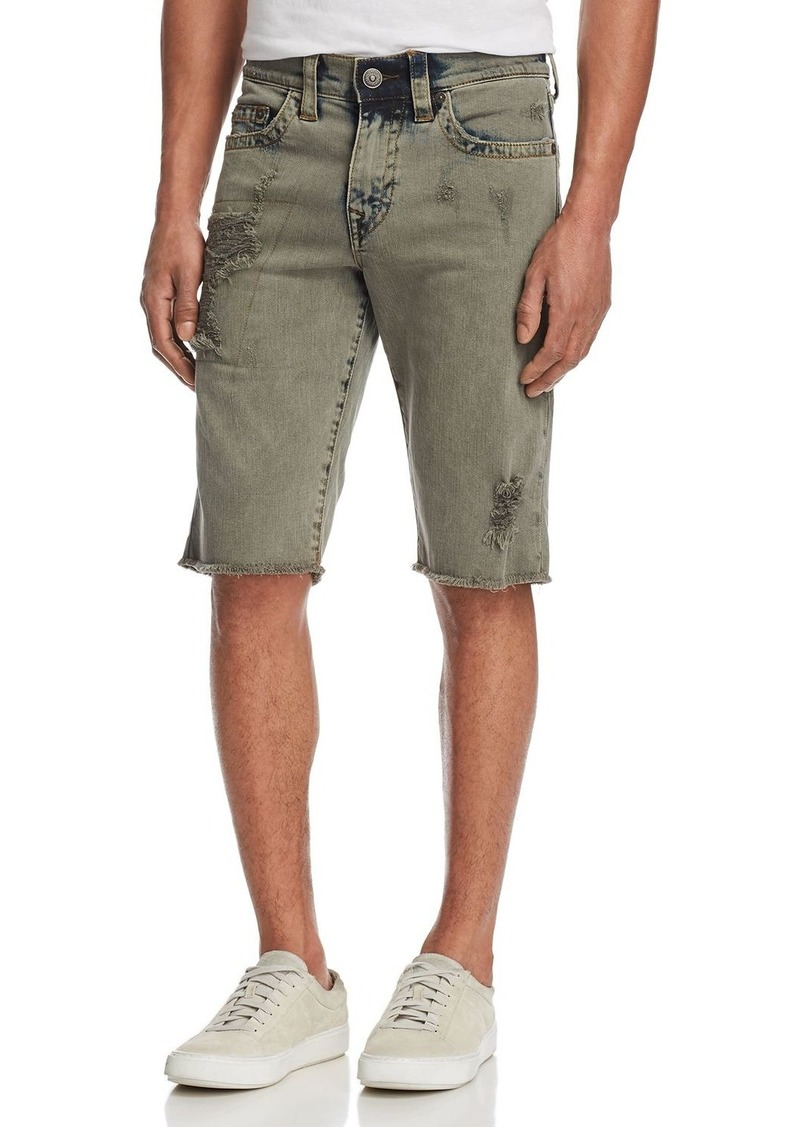 True Religion Ricky Relaxed Fit Shorts