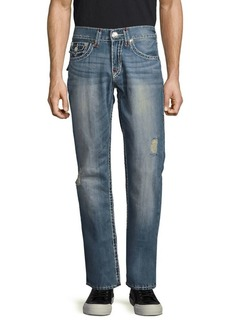 True Religion Straight-Leg Super T Jeans