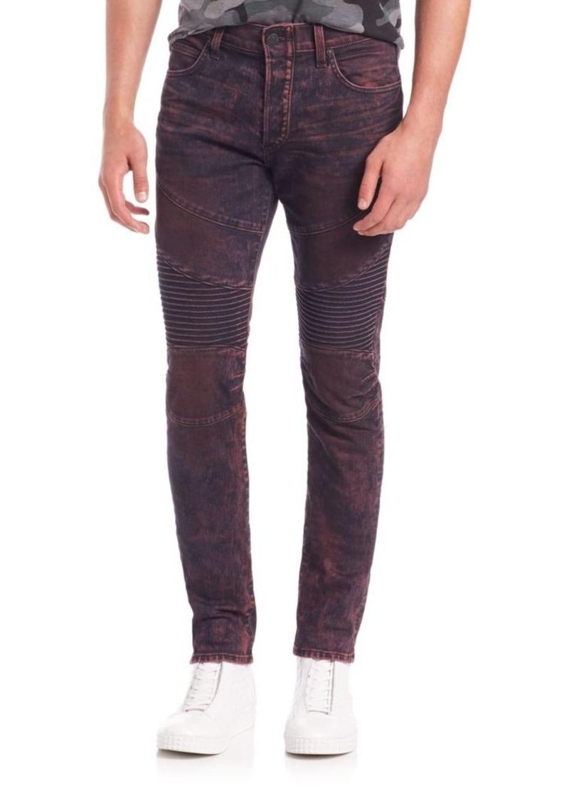 True Religion Rocco Moto Jeans