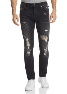 True Religion Rocco Slim Fit Jeans in Dark Streets