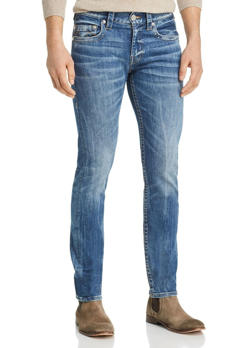 True Religion Rocco Skinny Fit Jeans in Hindsite