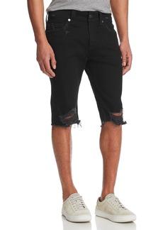 True Religion Rocco Slim Fit Shorts