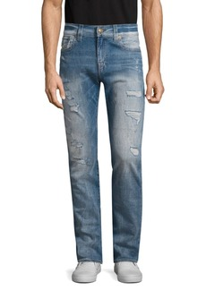 True Religion Rocco Flap-Pocket Jeans